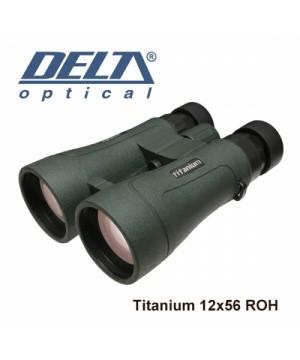 Delta Optical Titanium 12x56 ROH binoculars