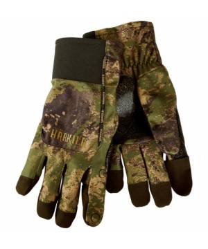 Gloves Harkila LYNX HWS AXIS MSPВ® Forest Green