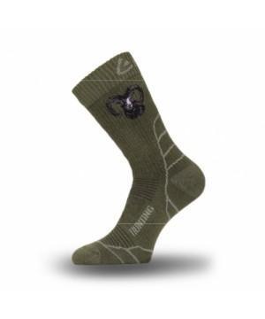Socks Lasting TCM, green
