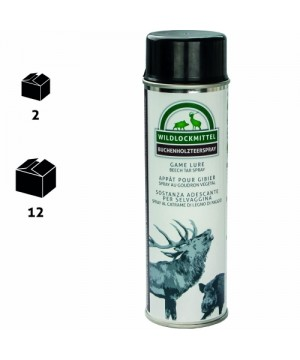 Eurohunt Attractant Beech Wood Tar 500ml Spray