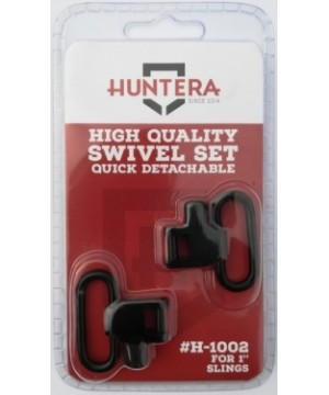 High Quality Shotgun Swivel Set Huntera H-1002