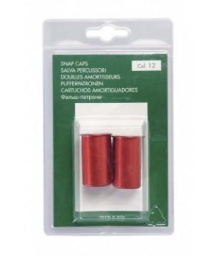 Blister Anodized Aluminum Snap Caps Cal. 12 (2 pcs)