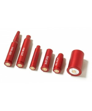 Blister Anodized Aluminum Snap Caps Cal. 30-06 (2 pcs)