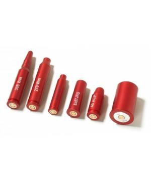 Blister Anodized Aluminum Snap Caps Cal. 8x57 JS (2 pcs)