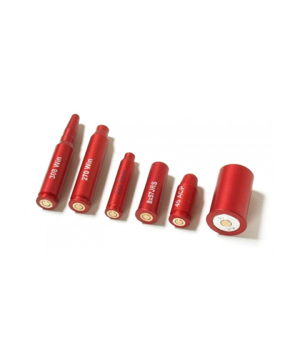 Blister Anodized Aluminum Snap Caps Cal. 9,3x74R JS (2 pcs)