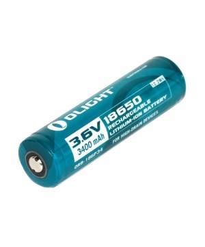 Olight 18650 Lithium-Ion 3400mAh Battery (1 pc.)