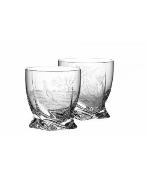 "Whisky Glass Set ""Quatro"" 6 pcs (280 ml)"