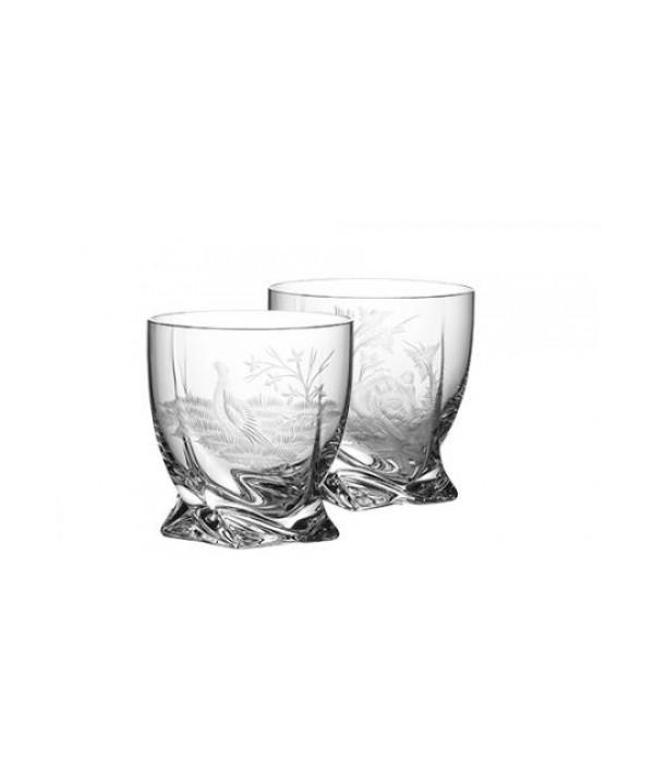 "Whisky Glass Set ""Quatro"" 6 pcs (280 ml)"