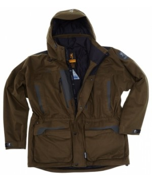 Jacket Browning XPO PRO in Green