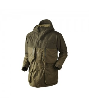 Seeland Thurin Winter Jacket in Pine green