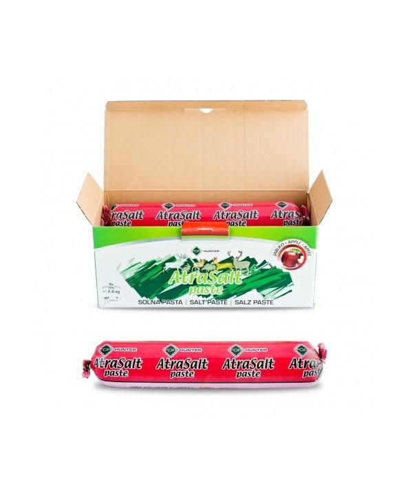 ATRASALT lick paste (Apple flavor) 2.4kg