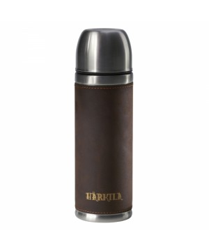 Harkila Leather Vacuum Flask (750ml)