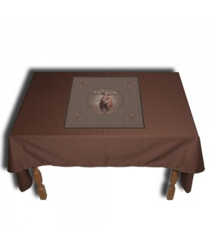Tablecloth with Deer Motif (210x140 cm)