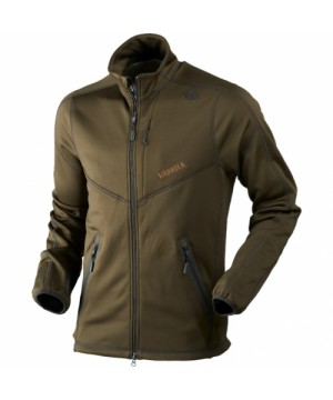 Harkila Fleece Norfell Full Zip (Willow green)