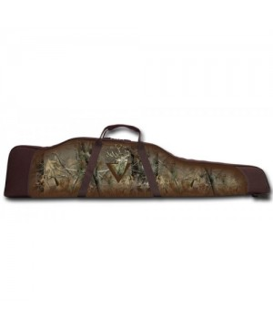 Gun Case with Roaring Deer Motif 128x30x7 cm.