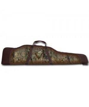 Gun Case with Roaring Deer Motif 128x30x7 cm.