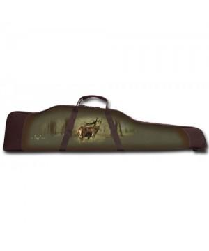 Gun Case with Deer Motif 128x7x30 cm.
