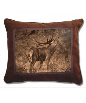 Cushion with Deer Print (43x37 cm)
