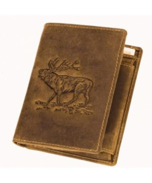 "Wallet ""Stag"" High Format"