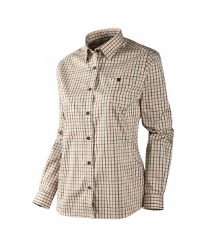 Shirt Harkila Lancaster Lady (Red check)