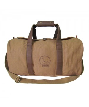 "Classic Canvas Bag ""Tourbon"""