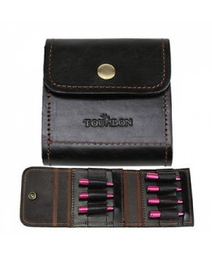 Leather Cartridge Holder for (7 rifle cartrd.)