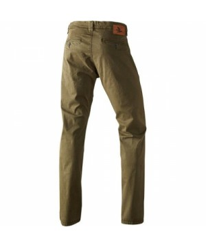 Trousers Seeland Callan Chinos (Moss green)