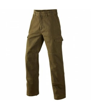 Trousers Flint trousers (Mudd green)