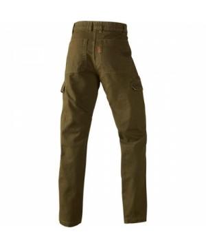 Trousers Flint trousers (Mudd green)