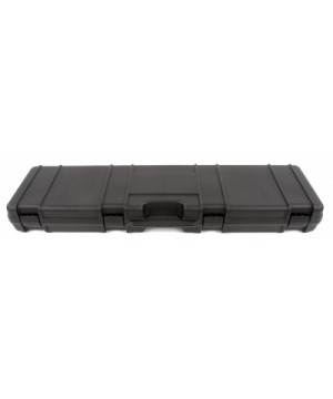 Plastic case for a rifle gun