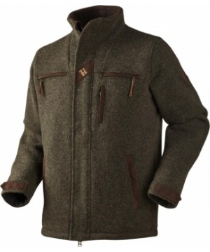 Fenris Wool Jacket Willow Green