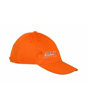 Orange hunting Cap Delta