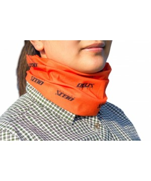 Functional orange bandana Delta