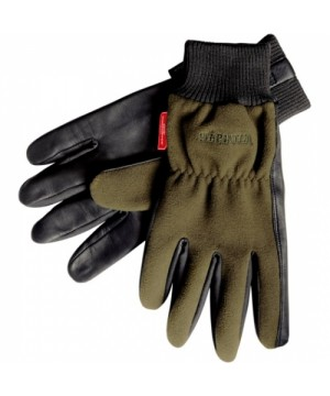 Pro Shooter Gloves in Green