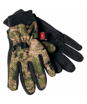 "Q FLEECE OPTIFADEв""ў CAMO GLOVES"