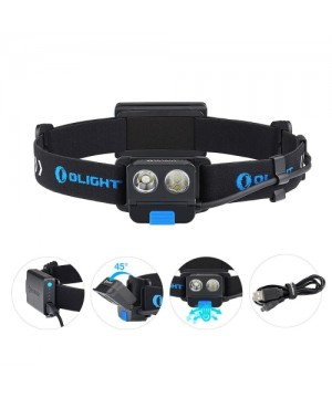 Olight Dual Headlamp H16 Wave