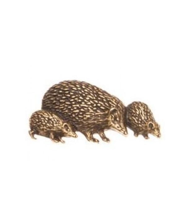 Pin Hedgehog family 81