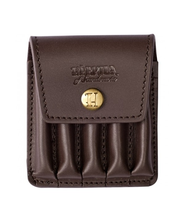 Leather Rifle Cartridge Cover