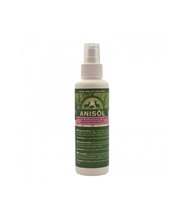 Anise Scent Spray Attractant ANISГ–L 100 ml