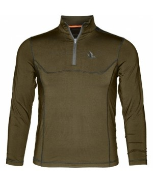 Seeland Hawker Scent Control base layer (Pine Green)