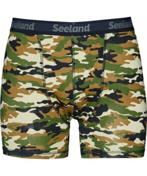 Seeland 2 pack Boxer Briefs (Camo/Forest night)