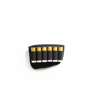 Stock Cartridge Case for 6 Shotgun cartrige