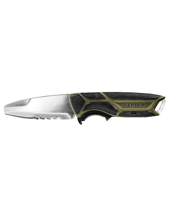 CrossRiver Fixed Blade Knife - Fishing