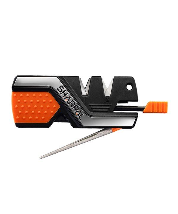 Sharpal 6-IN-1 Knife Sharpener/Survival Tool