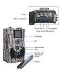 High Quality 4G Hunting Camera BG584G-24MHD