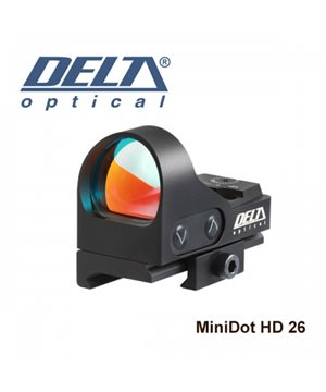 Red Dot Sight Delta MiniDot HD 26