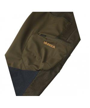 Harkila Mountain Hunter Hybrid trousers (Willow green)