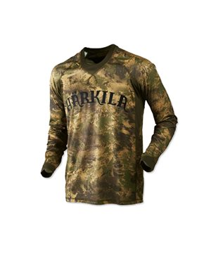 HARKILA Lynx L/S t-shirt (AXIS MSP Forest green)