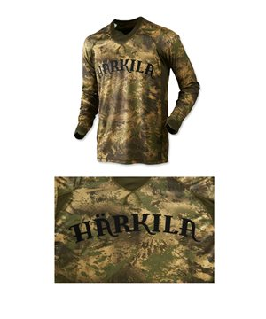 HARKILA Lynx L/S t-shirt (AXIS MSP Forest green)