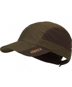 Harkila Mountain Hunter Cap (Hunting green/Shadow brown)